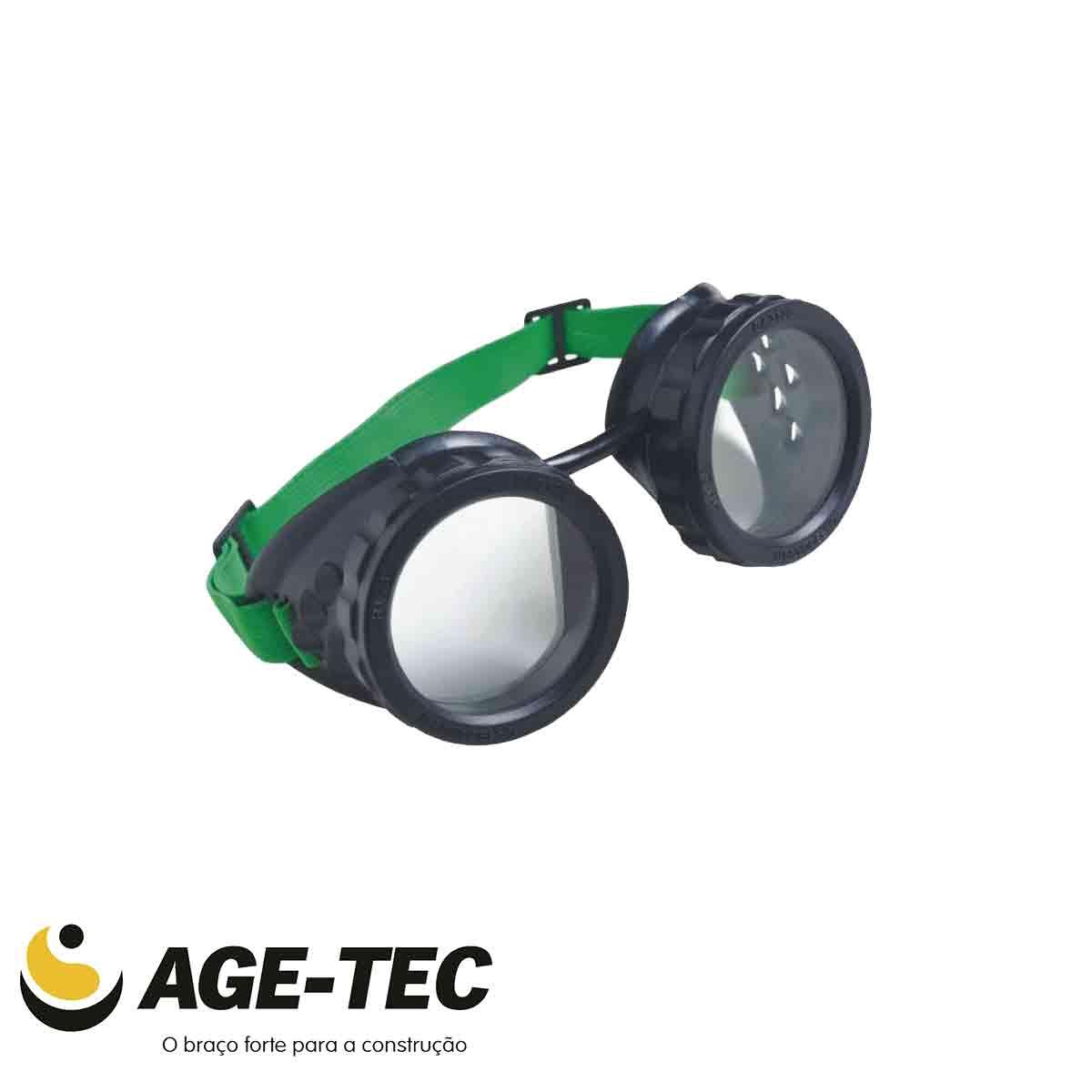 Óculos de Segurança Maçariqueiro Concha - CARBOGRAFITE 398c8f2f64